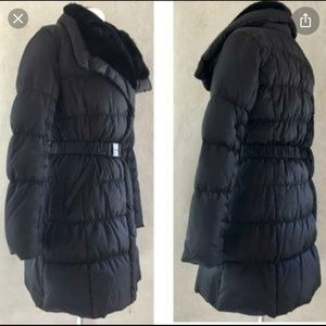 Gaia Rossi puffer jacket size 40. Fits XS OR Small